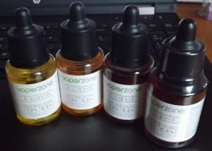 Vaporfi E Juice Review