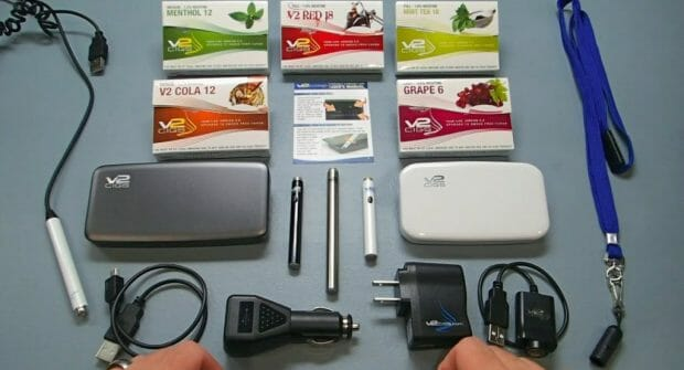 V2 Cigs products