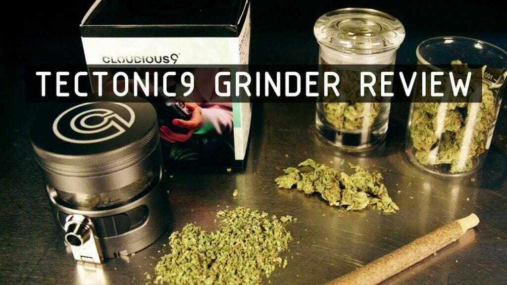 Tectonic9 Herb Grinder
